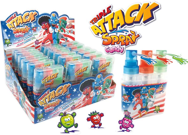 Candy Sprays